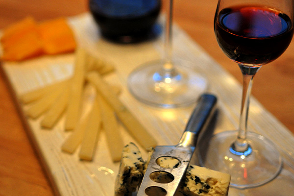 Pairings Wine & Cheese grand fromage