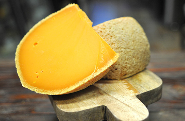 mimolette cheese The Grand Fromage Skippack
