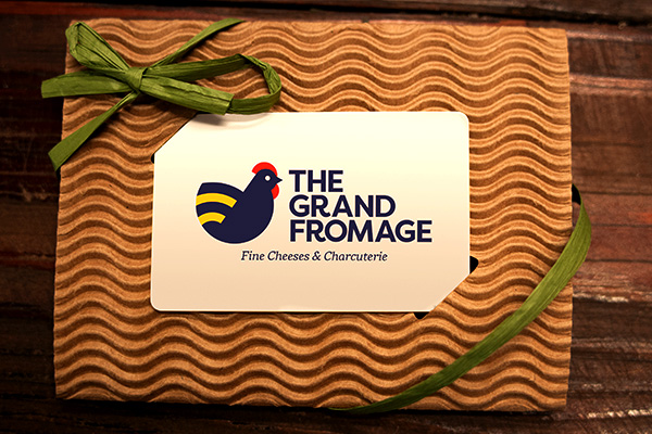 Gift Card The Grand Fromage Skippack