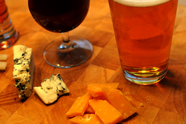 Pairings Beer & cheese grand fromage