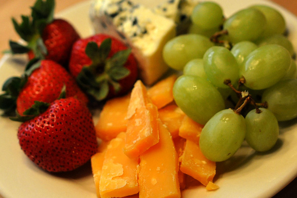 Pairings Fruit & Cheese grand fromage